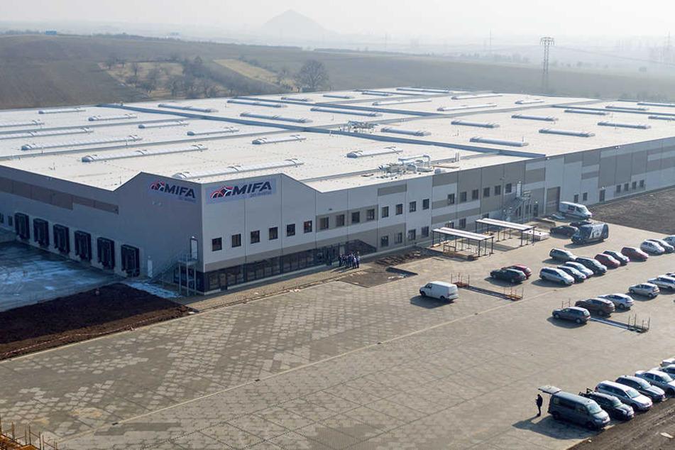 Ifa übernimmt die Produktionshalle der MIFA-Bike GmbH in Sangerhausen.