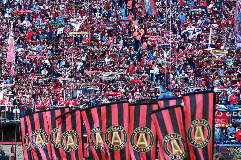 Obwohl der Verein erst 2014 gegründet wurde, hat er in Atlanta eine riesige Fanbasis und im Schnitt mehr als 50.000 Zuschauer.