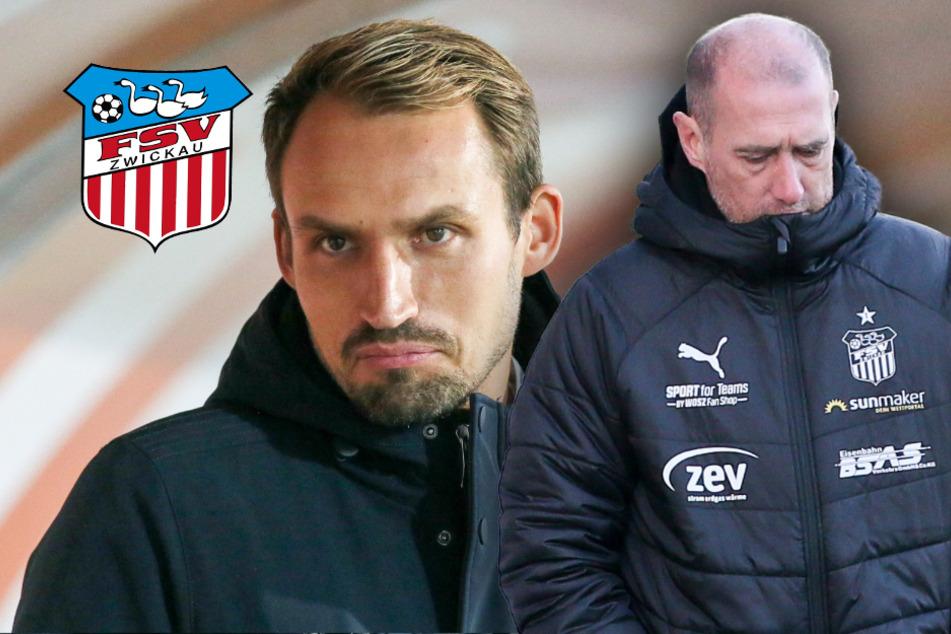 Sportchef Wachsmuth erklärt Verl-Nachholer zum Endspiel für FSV-Coach Enochs