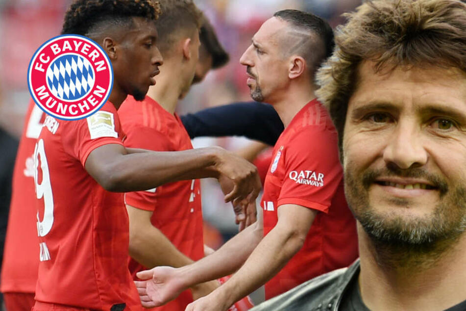 Ist Coman beim FC Bayern würdiger Nachfolger von Ribéry? Lizarazu spricht Klartext