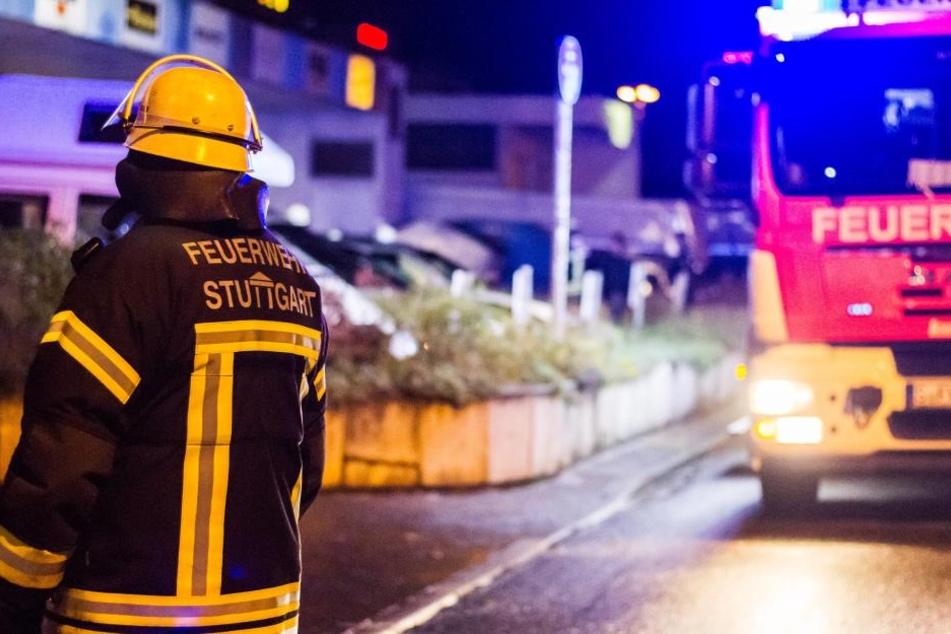 14 Bewohner wurden bei dem Brand verletzt. (Symbolbild)
