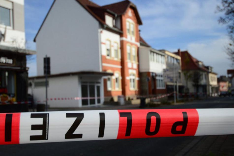 An der Bielefelder Straße in Bad Lippspringe soll sich die Bluttat zugetragen haben.