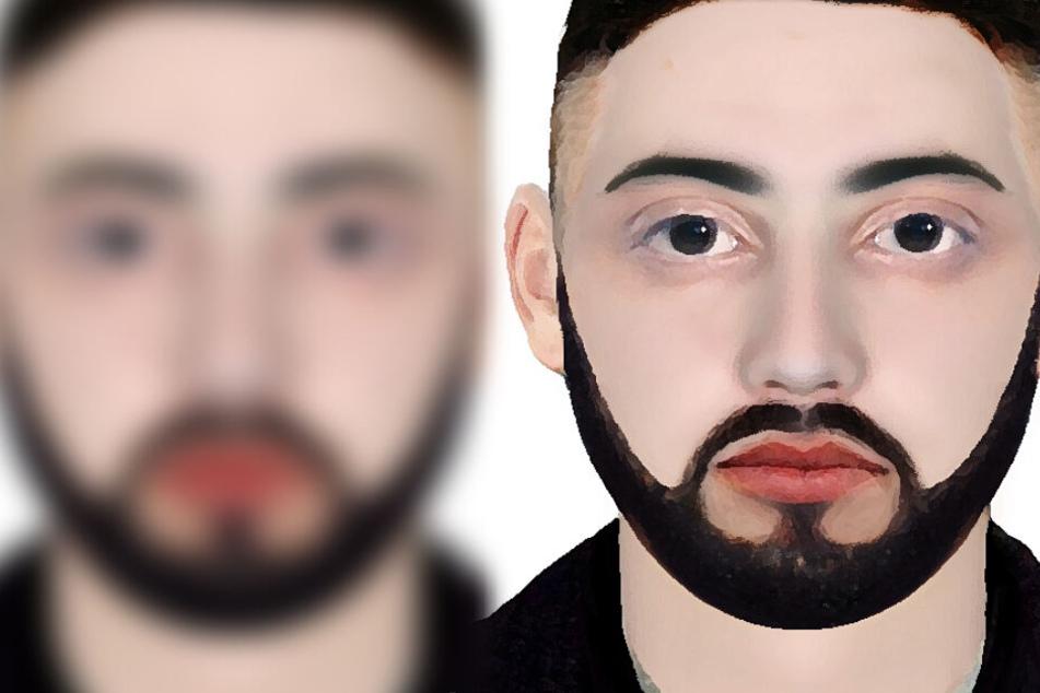 Fahndung der Kriminalpolizei: Dieser Mann ist ein falscher Polizist