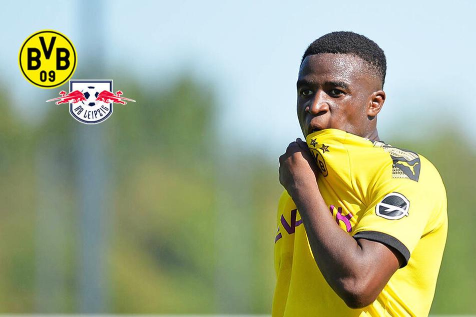 Moukoko torlos! RB Leipzig schmeißt BVB aus dem Junioren-Pokal