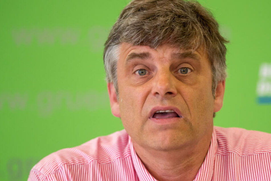 Rainer Wernicke kandidiert nicht mehr für den Landessprecher der Grünen.