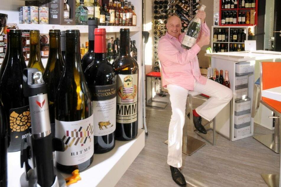 Weinboutique: Sinnliche Verführung aus der Flasche