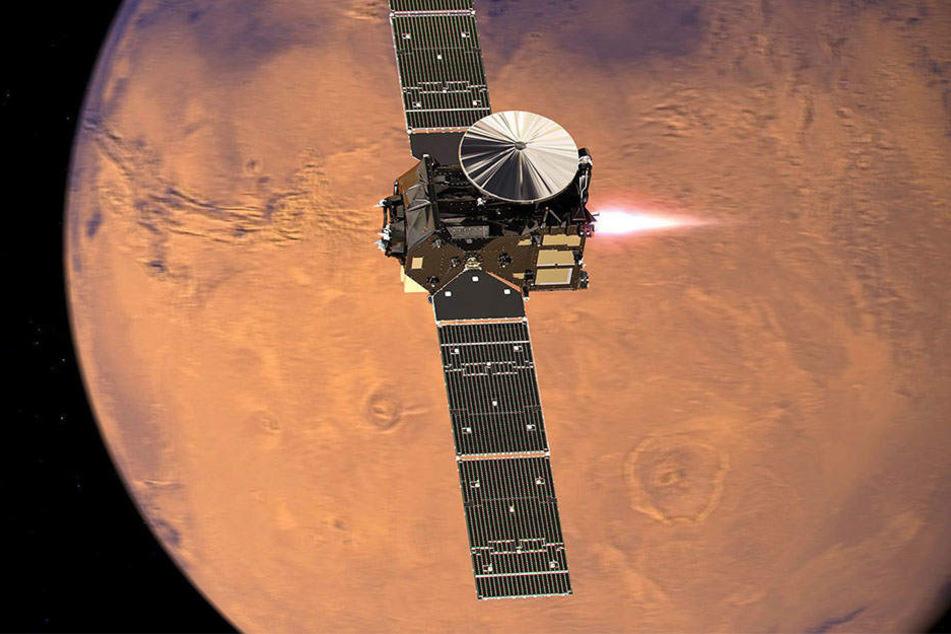 Irre Kinder-Sklaven-Theorie auf dem Mars: Nun wehrt sich die NASA