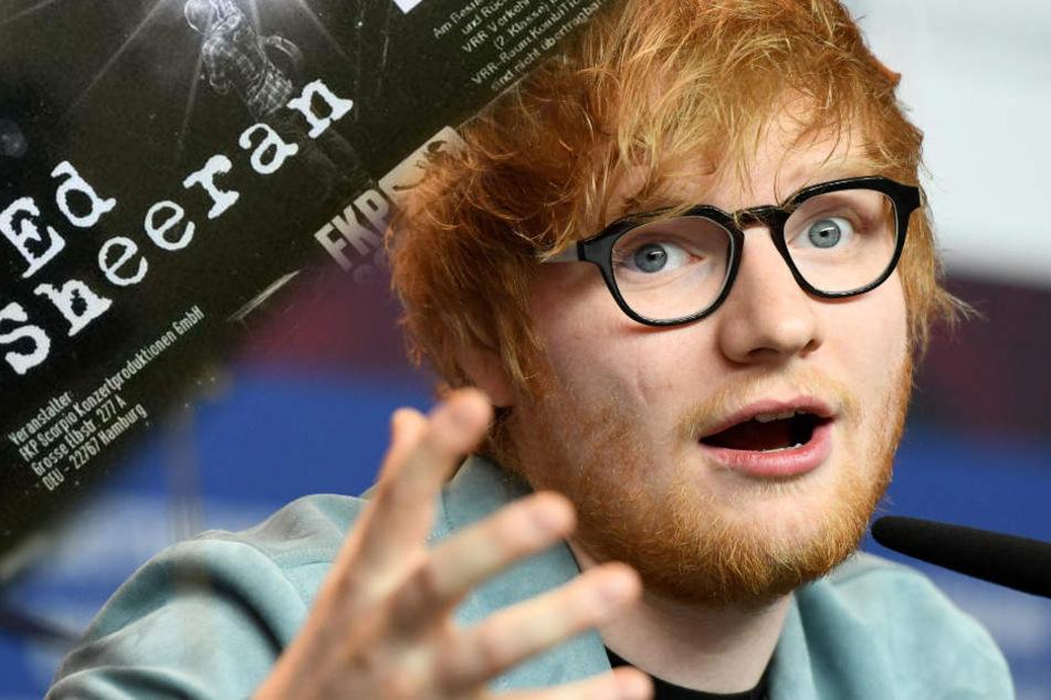 Düsseldorf will Ed Sheeran nicht: So tauscht Ihr Tickets um
