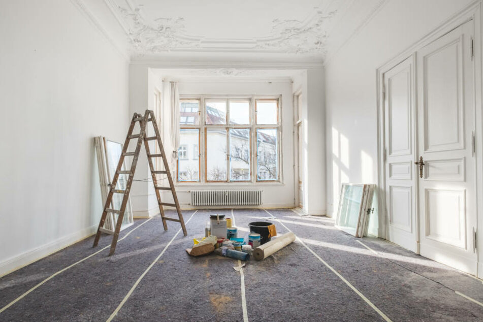 Alles erledigt? Auch in der alten Wohnung können Renovierungsarbeiten anstehen.