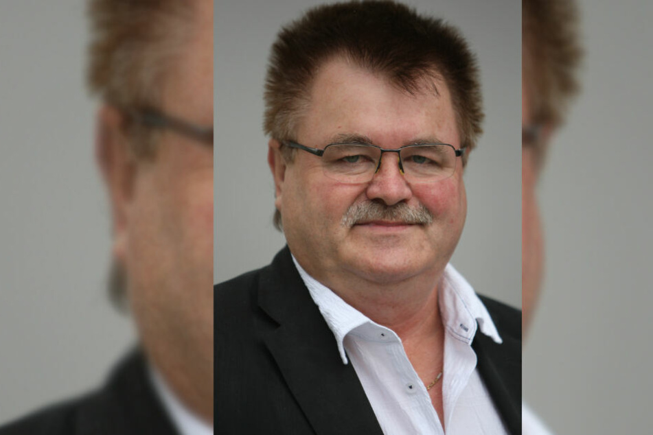 Will den Freizeitpark nach Bannewitz locken: Bürgermeister Christoph Fröse (65, parteilos).