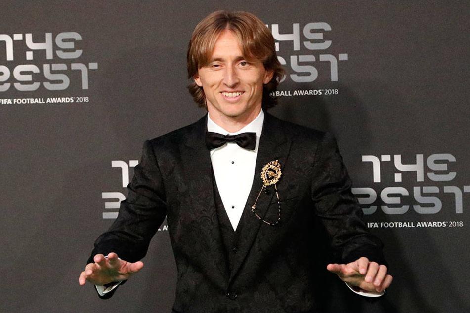 Luka Modric hat als großer Triumphator des WM-Jahres eine Weltfußballer-Ära beendet.