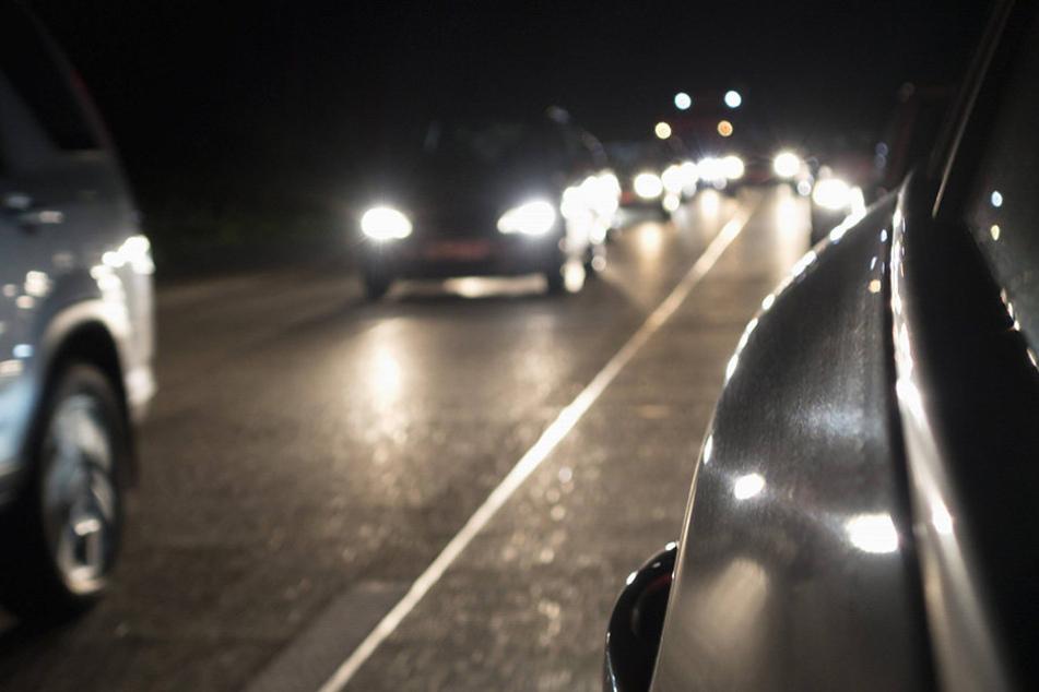 Augenärzte sehen Hochleistungsscheinwerfer als Gefahr im Verkehr.