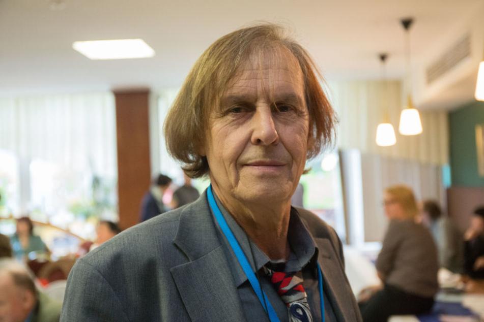AfD-Politiker Detlev Spangenberg will sich künftig auf seine Arbeit im Bundestag konzentrieren.