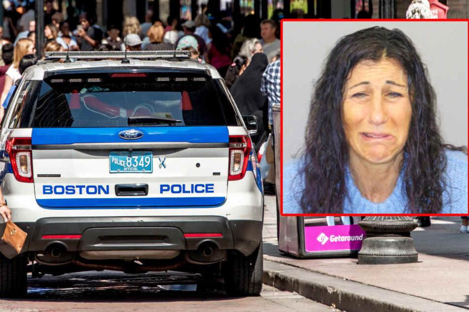 Frau kackt mehrfach auf Parkplatz: Polizei verhaftet sie auf frischer Tat!