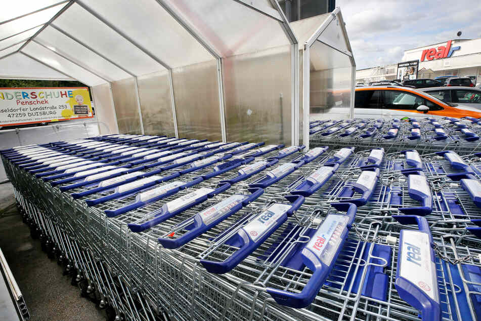 85 Einkaufswagen wurden geklaut, um Dummheiten zu machen. (Symbolbild)