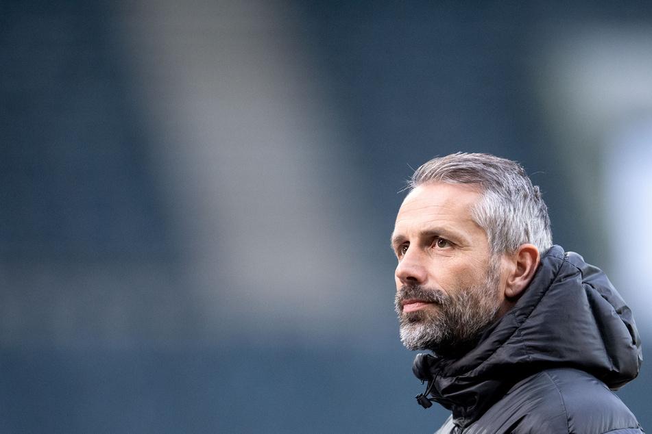 Gladbach-Coach Marco Rose (44) missfiel neben der Niederlage an sich vor allem das Verhalten seines Angreifers.