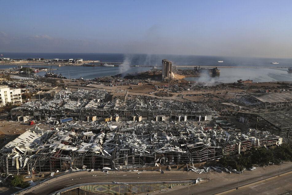 Gewaltige Explosion in Beirut: Über 135 Tote, 5000 Verletzte - darunter Deutsche