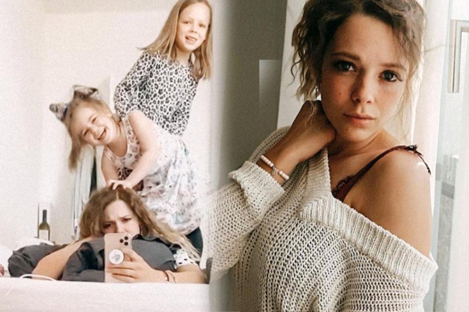 Der Hauptgrund: sie zeigt ihre Kinder im Netz.