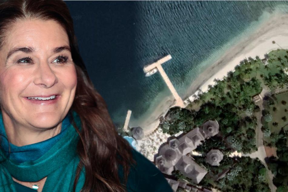 Melinda Gates zieht aus - auf ihre eigene Insel