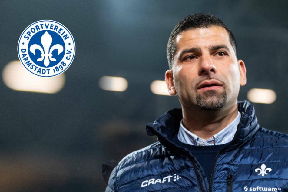 Trotz Sieges-Serie: Darmstadt-Coach Grammozis warnt vor abstiegsbedrohten Bochumern