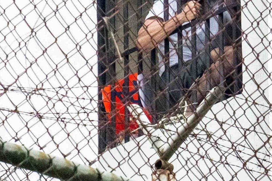 In einem Gefängnis in Barcelona starben zwölf Menschen bei einer Meuterei. (Symbolbild)
