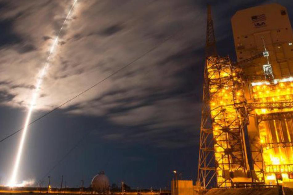 Der Raketenstart von Baikonur hat zwei Todesfälle nach sich gezogen. (Symbolbild)