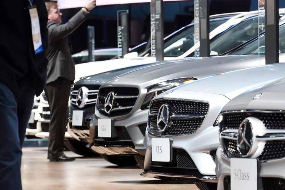 Laut Interbrand die wertvollste deutsche Marke: Mercedes-Benz. (Archivfoto)