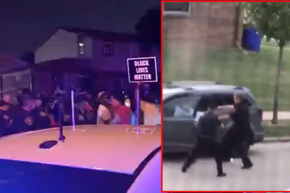 Nach Schüssen auf Schwarzen: Polizisten beurlaubt