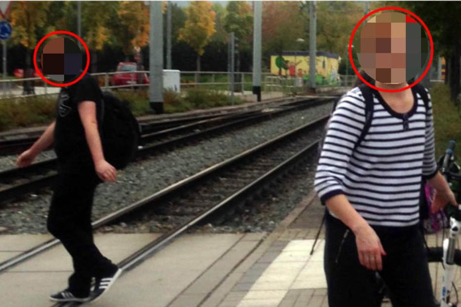 Student angegriffen! Polizei findet Brutalo-Pärchen aus Jena