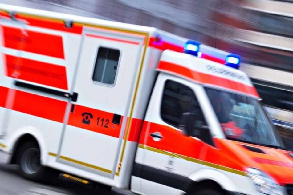 47-Jähriger in Dresden niedergestochen