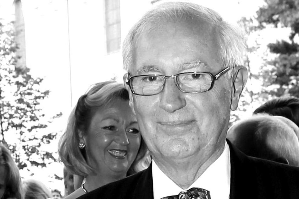 Unternehmer Erich Kellerhals starb mit 78 Jahren.