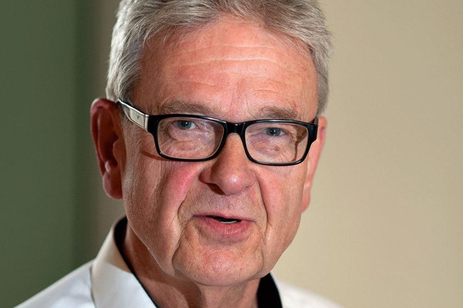 Roland Katzer (67, AfD) wollte die Planungen für den Innenstadtring vorantreiben. Der Stadtrat lehnte ab.