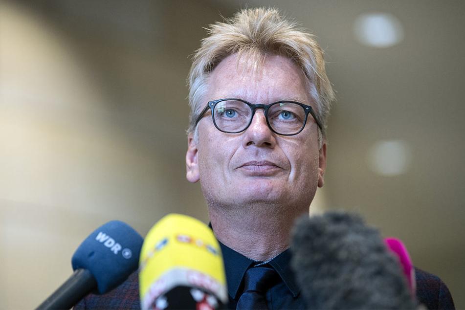 Markus Wagner ist neuer Fraktionsvorsitzender der AfD in NRW:
