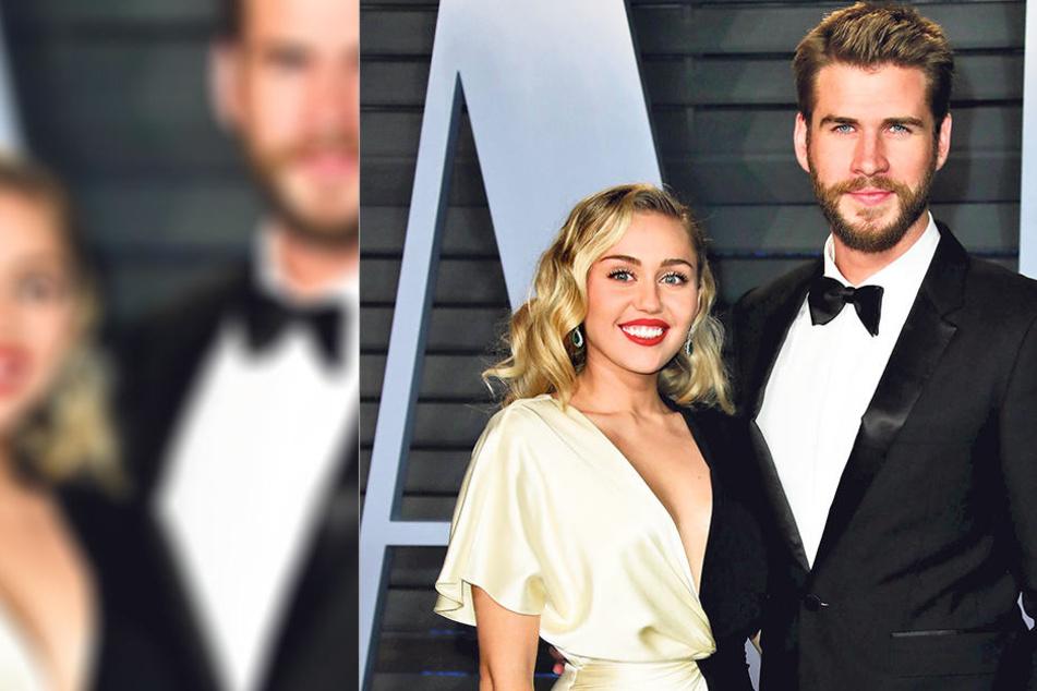 Miley Cyrus (26) und Liam Hemsworth (28) hatten sich 2013 getrennt. Seit 2016 sind die beiden wieder ein Paar.
