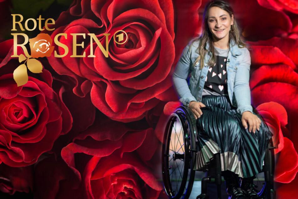 Rote Rosen: Olympiasiegerin Kristina Vogel total aufgeregt vor dem Dreh