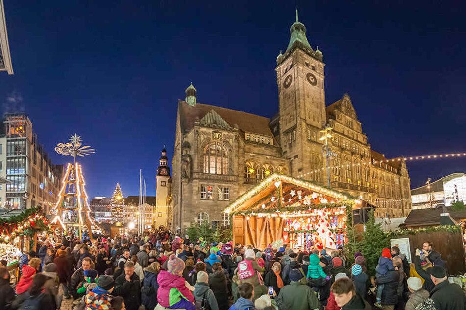 Chemnitz: Zoff um Weihnachtsmarkt: CDU-Fraktion kritisiert verkürzte Öffnungszeiten