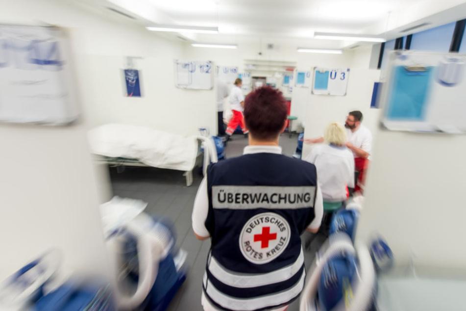 2478 junge Männer und 1613 junge Frauen wurden 2017 in Bayern mit einer Alkoholvergiftung in ein Krankenhaus eingeliefert. (Symbolbild)