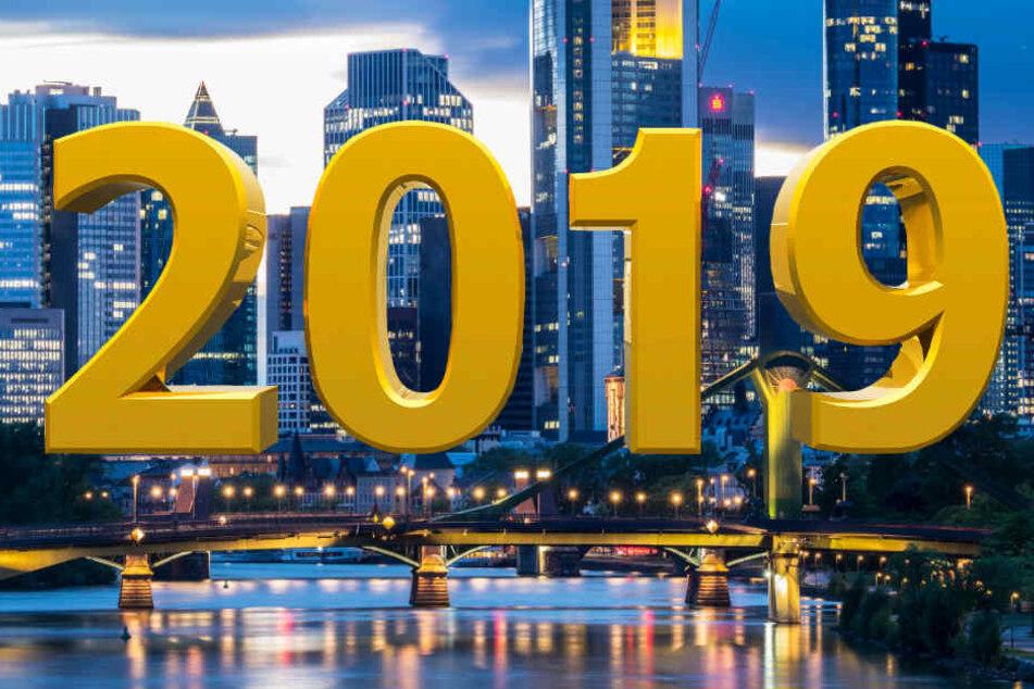 Das neue Jahr hat es in sich: Das bringt 2019 den Hessen