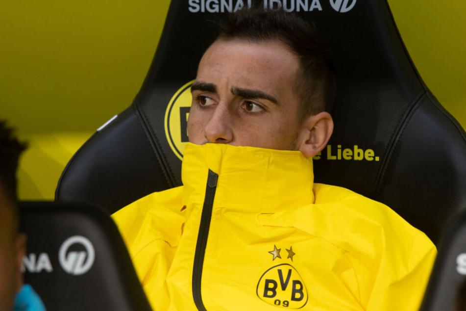 Eiszeit beim BVB? Paco Alcacer möchte gern noch in diesem Winter zurück nach Spanien.