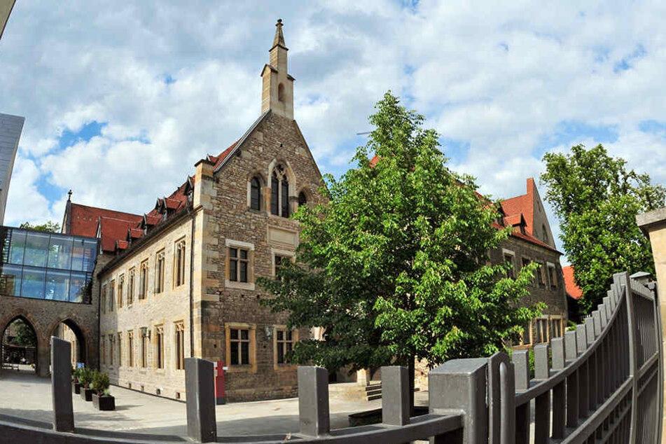 Das Augustinerkloster in Erfurt hätte bereits dieses Jahr auf der Bewerberliste stehen sollen.