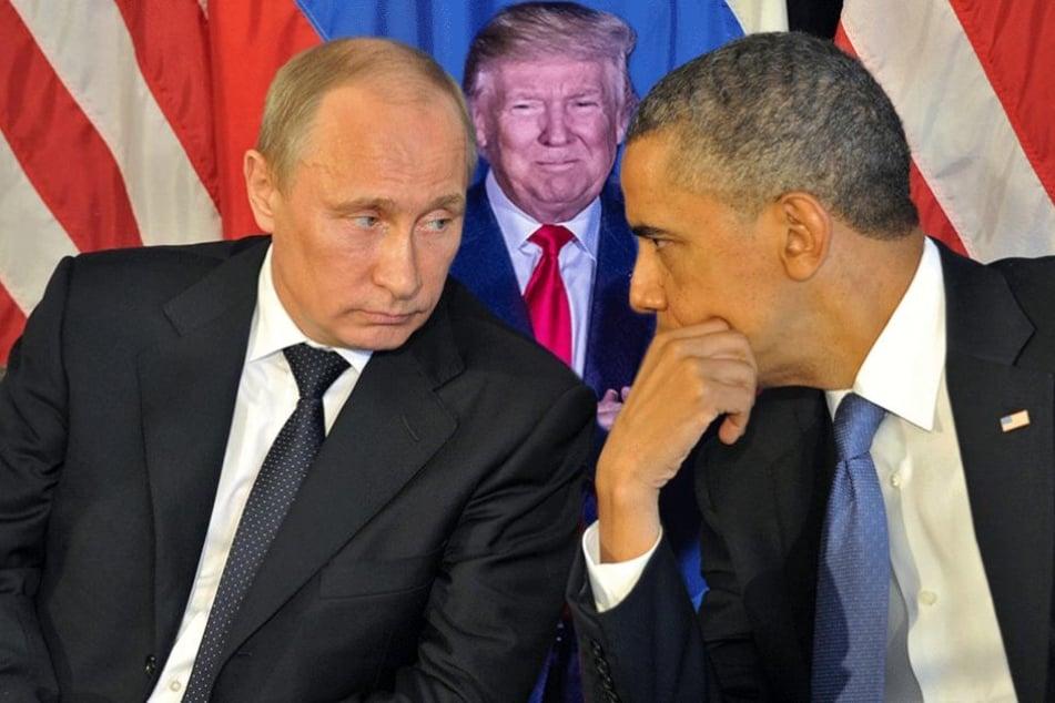 Trump lobt Putin für seine Politik gegen Obama