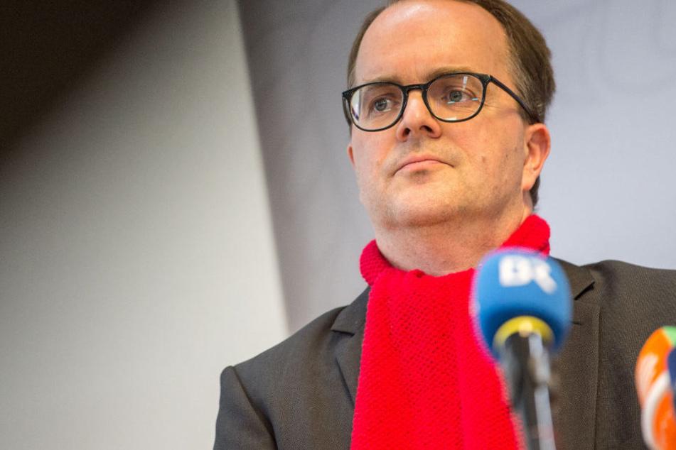 Markus Rinderspacher hält die CSU aus Regierungssicht nicht für wichtig.