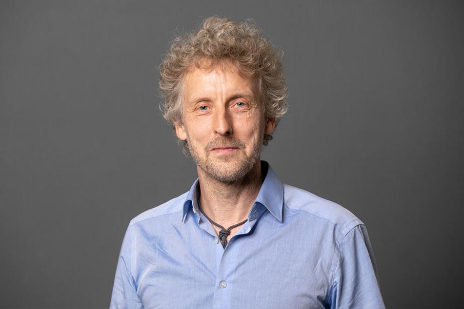 Torsten Schulze (49, Grüne) wünscht sich mehr Umweltschutz und Wahrung der Menschenwürde.