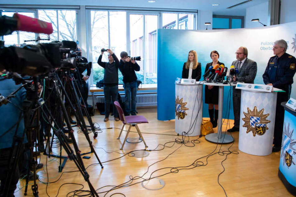 Dreifach-Mord in Starnberg: Polizei gibt schreckliche Details bekannt