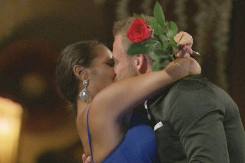 Sie gaben sich im Finale die letzte Rose: Philipp Stehler (30) und Pamela Gil Mata (28).