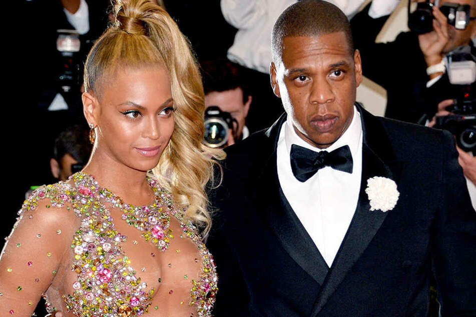 Popstar Beyoncé und Rapper Jay-Z sind seit 2008 miteinander verheiratet.