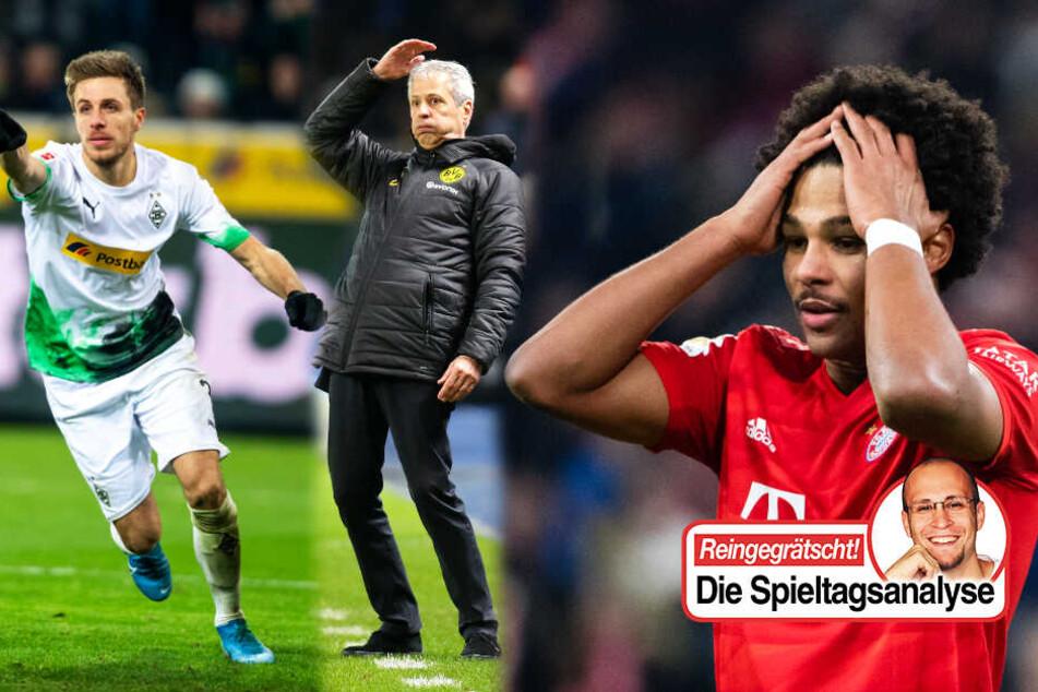 Bundesliga-Kolumne: Darum kann sich noch kein Team richtig absetzen