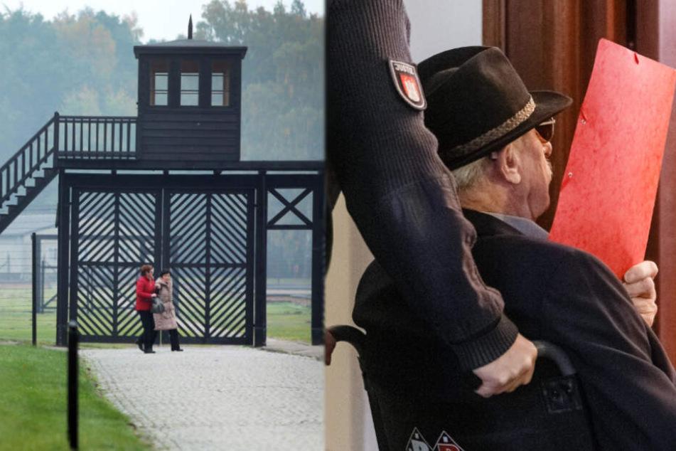 Ex-SS-Wachmann (93) verrät vor Gericht: Aus der Gaskammer kamen Schreie