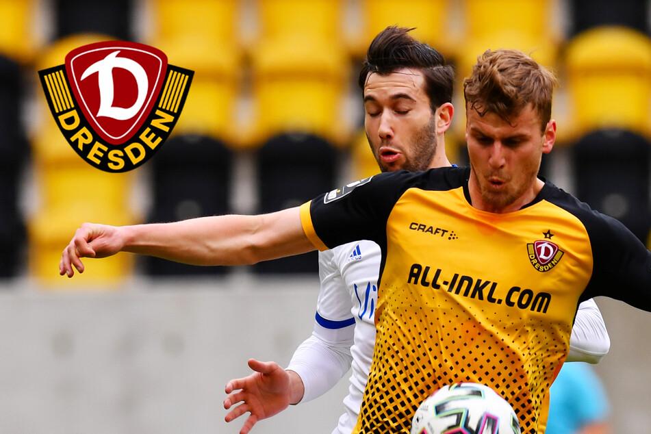Dynamo verpasst gegen Saarbrücken Heimsieg, hält Kontrahent aber auf Abstand!