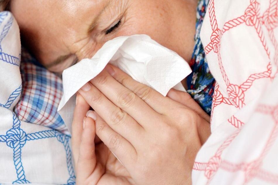 Hamburg: Grippewelle: Immer mehr Krankheitsfälle in Hamburg!
